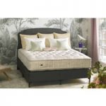 Vispring Magnificence Mattress and Divan Set – Small Super King 167 x 200cm – 5ft 6inches – Low Divan – 25cm