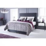 Vispring Opulence Mattress and Divan Set – Single 90 x 190cm – 3ft – Low Divan – 25cm